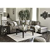 Signature Design by Ashley Calicho Cashmere Sectional