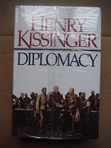 Diplomacy by Henry Kissinger (1994-04-18)