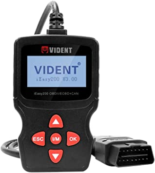 Vehicle Car Code Reader Scanner VC300 OBD2 Engine Diagnostic LCD Handheld Tool N