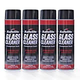 Safelite Glass Cleaner, 19 oz, 4 Pack