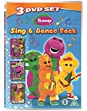 Barney - Sing and Dance Pack (3 DVD set) [Import anglais]
