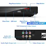 DVD Player for TV All Region Free DVD Player with