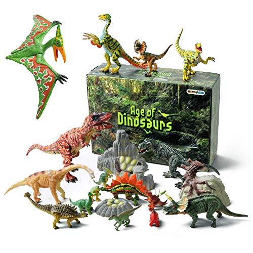 Gizmovine Dinosaur Toys for 3 Year Olds- 20 Piece 5