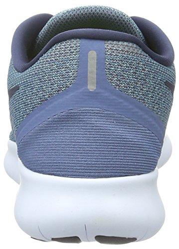 Nike Kvinders Frie Rn Løbesko (9 B (m) Os, Ocean Tåge / Hyper Turkis / Lys Mango)