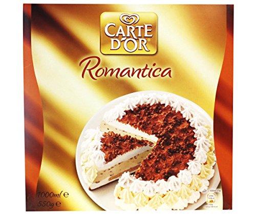 Carte DOr Tarta Romántica Helada , 1 litro: Amazon.es: Alimentación y bebidas