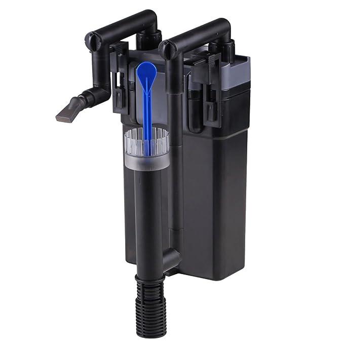 SunSun HBL-801 Filtro colgante para remolque 500 l/h a 60 l Acuario: Amazon.es: Jardín