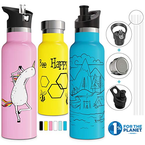 Double Walled Insulated Water