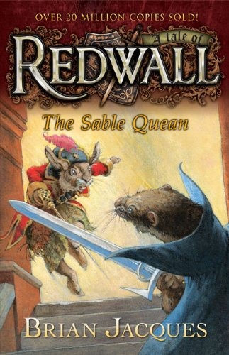 The Sable Quean - Book #21 of the Redwall