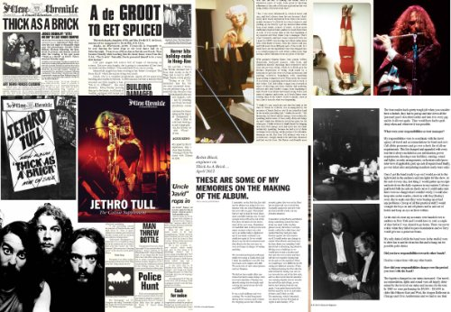 jethro tull thick as a brick 40th anniversary review