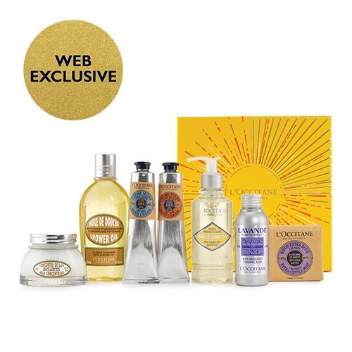 L Occitane Hand And Foot Cream Set