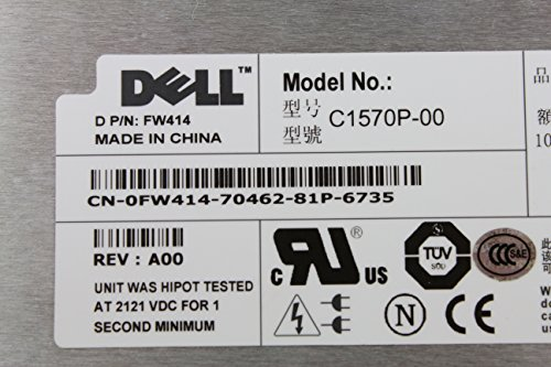 Dell FW414 Power Supply for PowerEdge 6950 Servers by Dell (Image #5)'