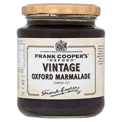 Frank Cooper's Vintage Coarse Cut Seville Orange Marmalade (454g) - Pack of 2 (Stock Seville)