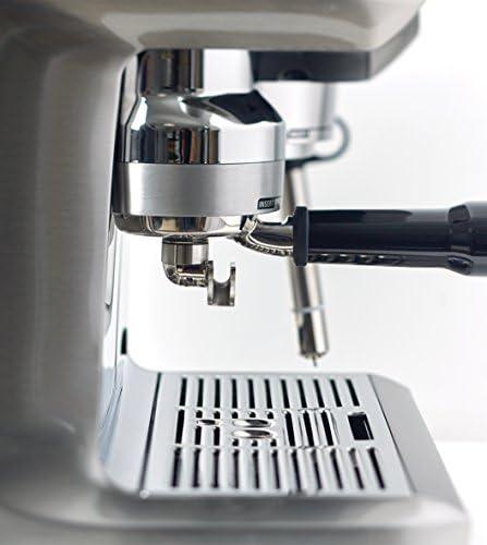 SAGE SES990 the Oracle Touch, Machine à Expresso avec Broyeur, texture et température du lait programmables, écran tactile, Acier inoxydable brossé