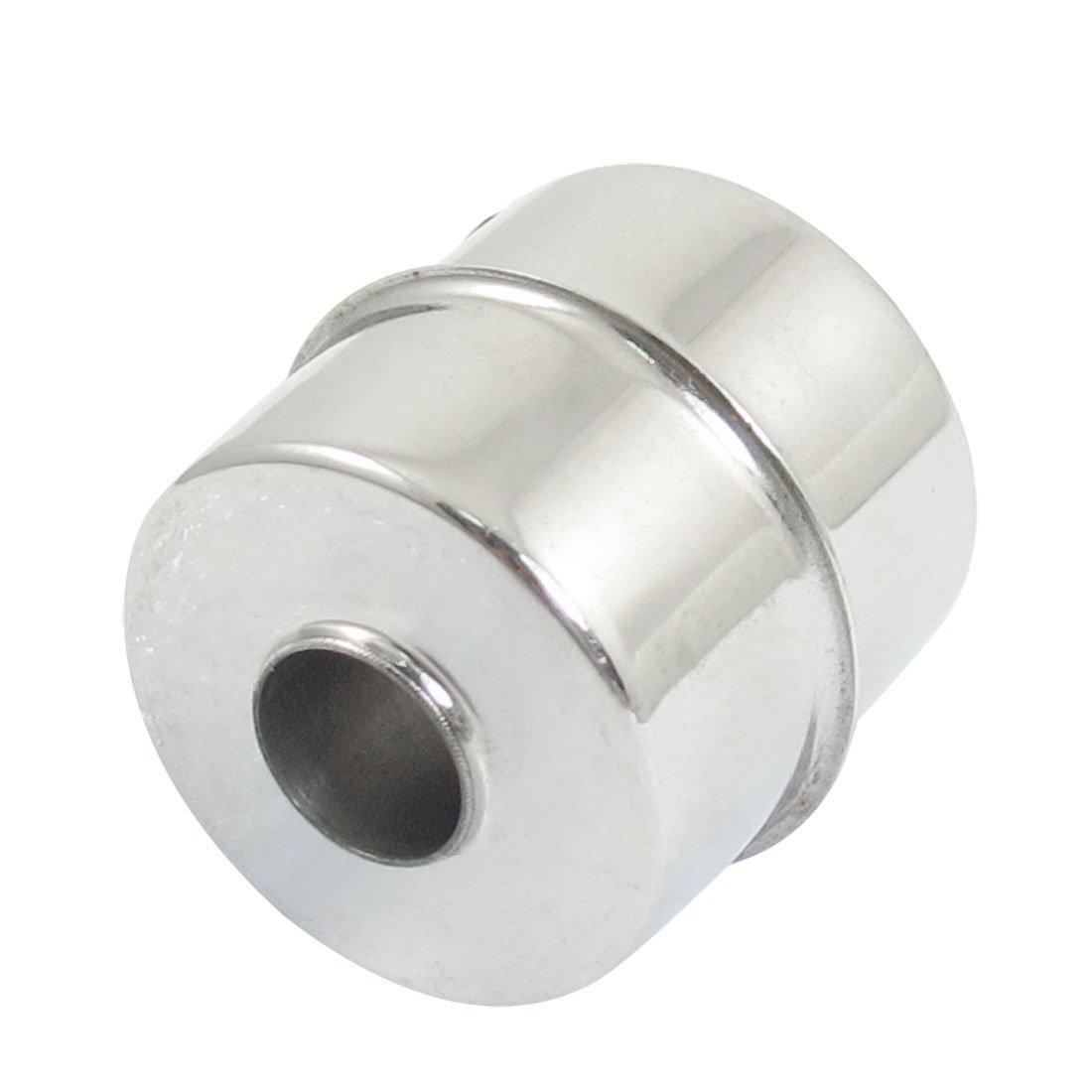 sourcingmap® Magnética del nivel del agua del sensor del acero inoxidable de la bola flotante de 28 mm x 28 mm x 9,5 mm: Amazon.es: Bricolaje y herramientas