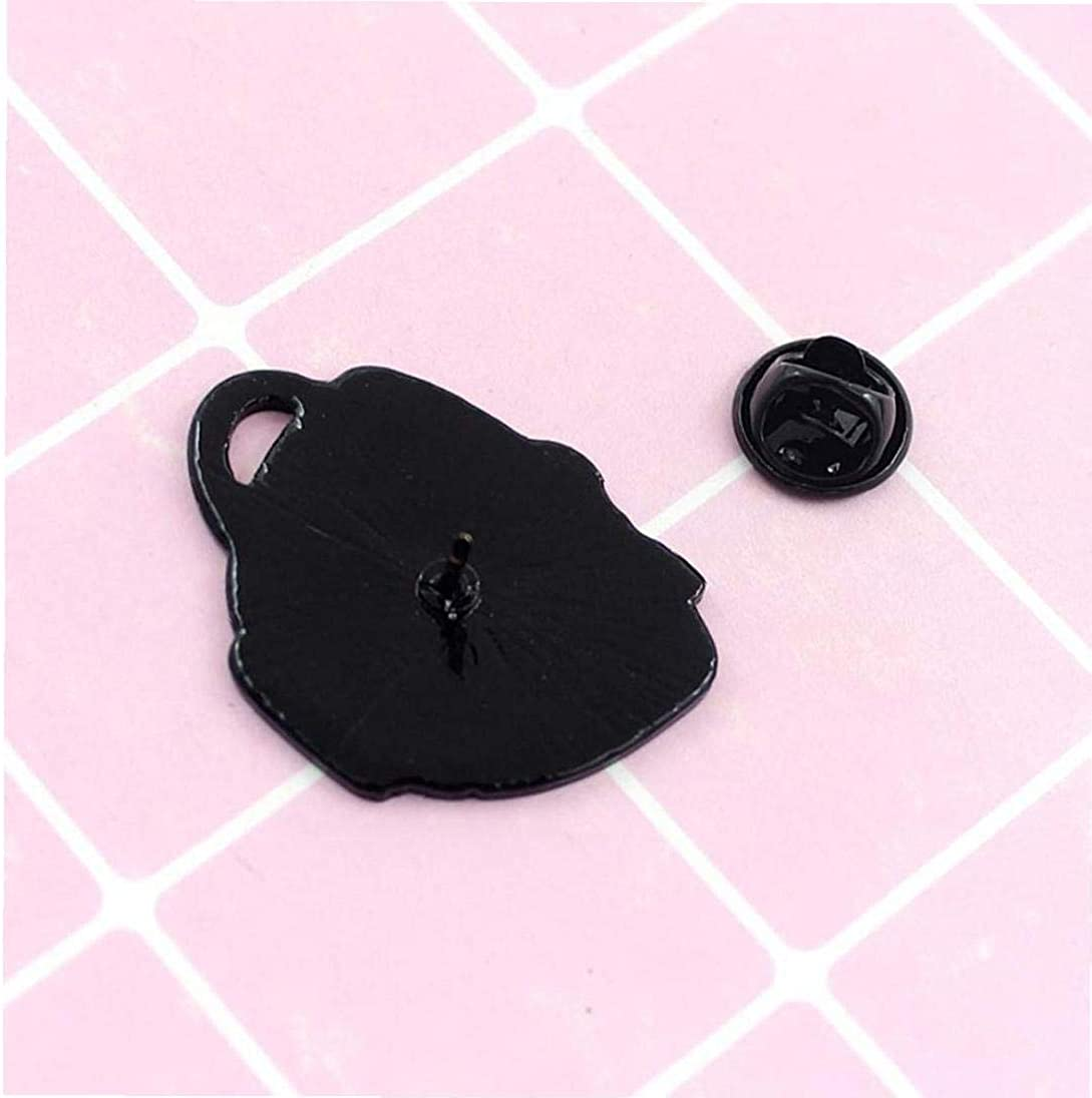 Angoter Coupe Espace Broche Star Cup Coffee Pin D/écoration V/êtements Cadeaux Accessoires Pin Breastpin