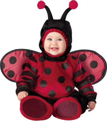 InCharacter Baby Itty Bitty Lady Bug Costume