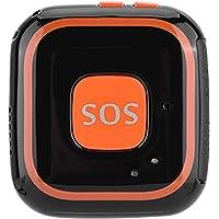 Bewinner Mini Rastreador GPS para Niños Seguimiento Localizador Portátil Aplicación de Alarma SOS Localizador de…