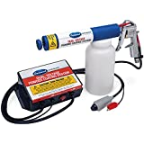 Eastwood Dual Voltage Powder Gun Durable Finish 25 000 V Handheld Switch Fast Cure Large N Tight Area Spray