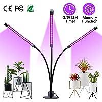 Amconsure Grow Light, 30W LED Grow Lamp Bulbs Plant...