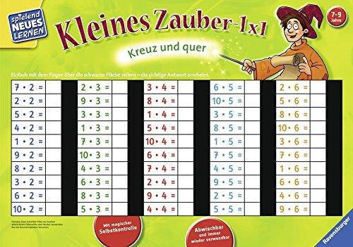 Kleines Zauber-1x1: Kreuz und quer (Spielend Neues Lernen)