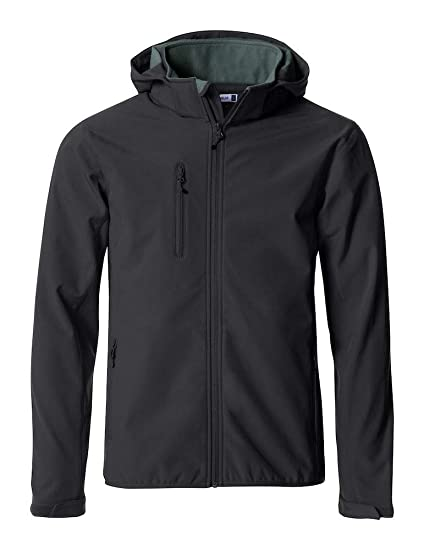 f9bcffc78ee Mens Softshell Jacket with Removable Hood. 5 Colours