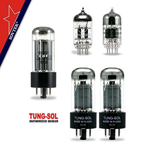 New Sensor Tube Upgrade Kit For Fender 5E3 Deluxe Amps 6V6GT 12AX7 12AY7 5Y3GT