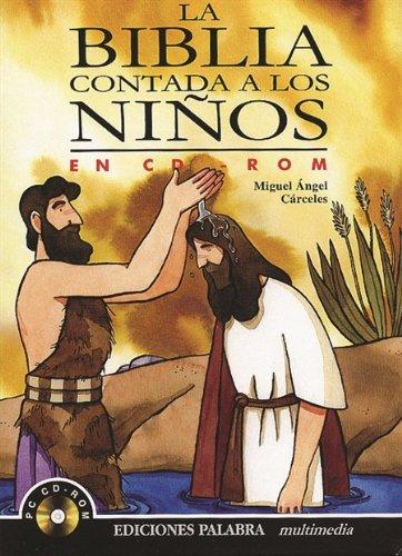 La Biblia contada a los niños (Multimedia) por Miguel Angel Carceles
