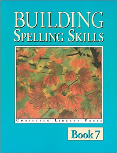 Building spelling skills 7 garry moes 9781930367159 amazon books fandeluxe Choice Image