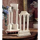 Design Toscano AH922818 Roman Forum Columns Set in