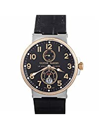 Ulysse Nardin Marine Chronometer automatic-self-wind mens Watch 265-66/154279 (Certified Pre-owned)