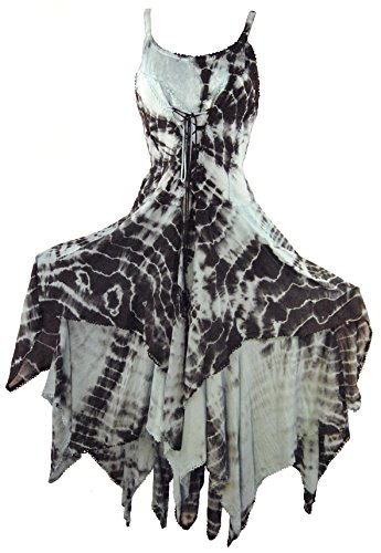 [Advance Apparels Medieval Renaissance Corset Style Fairy Dress 209] (Renaissance Style Dress)