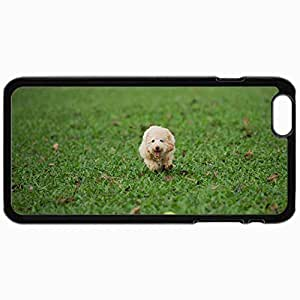 Fashion Unique Design Protective Cellphone Back Cover Case For iPhone 6 Case Dog Black