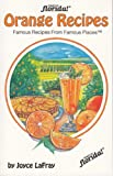 Orange Recipes, Joyce LaFray, 0942084691