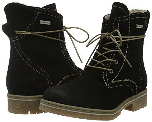 Tamaris Black 001 Boots Chukka 26243 Women''s black w6O1A