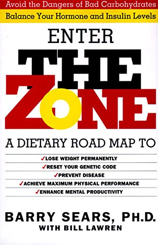 Enter The Zone  A Dietary Road Map