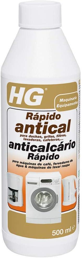 HG 174050130 Rápido antical 500 ml – es un descalcificador de ...