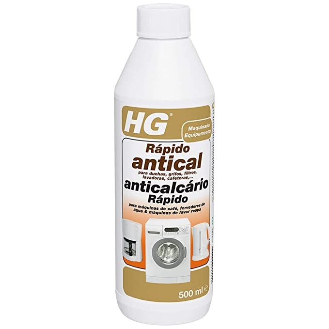 HG 174050130 Rápido antical 500 ml - es un descalcificador de ...