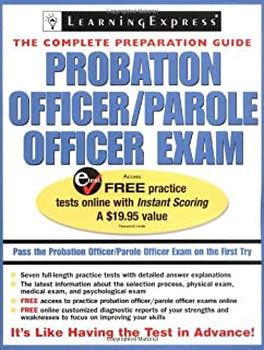Master the Probation Officer / Parole Officer Exam, 7th Edition ...