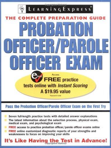 Probation/Parole Officer Exam (Probation Officer/Parole Officer Exam (Learning Express))