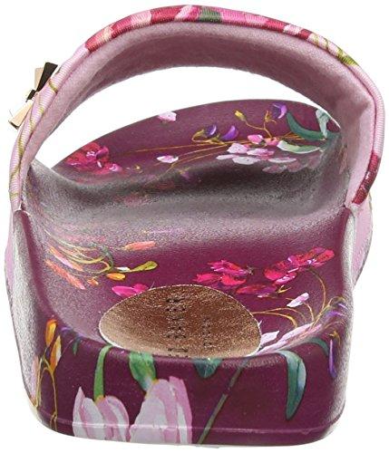 Flops Flip Ted Serenity Women's Qarla Baker Purple 800080 nvAIxgFzwq