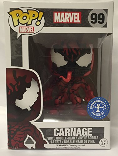 Funko Marvel Carnage Pop Vinyl Figure Exclusive