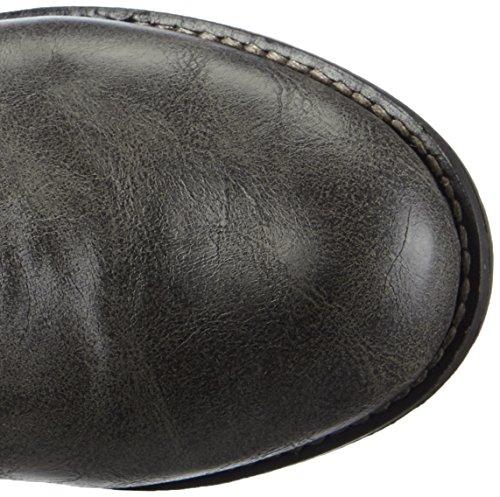 Remonte DorndorfR3343 - Botas de equitación forradas cálidas de caña alta Mujer Gris - Grau (stein/graphit / 42)