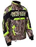 Castle Bolt Realtree G3 Womens Snowmobile Jacket - Hi-Vis - Medium