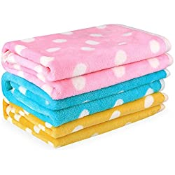 Pet Dog Blanket - Cat Puppy Blanket Soft Warm Sleep Mat Couch,Car, Bed - Dog Cat Other Small Animals (Pet Blanket)