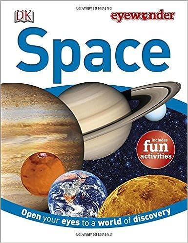 Book Eye Wonder: Space