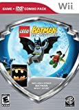 lego batman video game - LEGO Batman - Silver Shield Combo Pack - Nintendo Wii