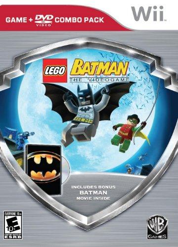 LEGO Batman - Silver Shield Combo Pack - Nintendo Wii