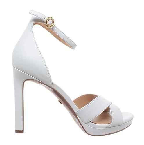 qualité fiable le prix reste stable répliques Michael Kors Chaussures Femme Sandals Talon Alexia Sandal ...