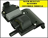 01 silverado coil pack - Griffin DR49 NEW Ignition Coil with Built-in Controle Module 10489421, 8104894210, D577