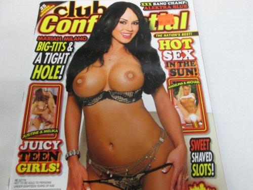 Milano Club (Club Confidential Men's Magazine